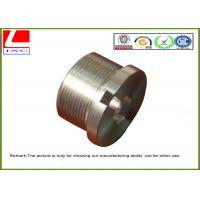 High Speed Fine Surface Finishing Stainless Steel CNC Machining Bushing