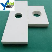Wholesale Different types of white alumina ceramic tiles free sample with great performance from china suppliers