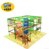 Wholesale High Strength Rope Play Equipment , Indoor Play Centre Equipment Durable from china suppliers