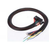 Wholesale A/V / HDMI Cables PET Expandable Braided Sleeving Polyester Material ROHS Approval from china suppliers