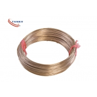 Wholesale CuNi1 Copper Nickel Alloy Wire Solid Bare Heating Resistance Wire from china suppliers