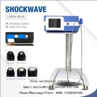 Wholesale Portable New Shockwave For Pain Relief Treatment Therapy Extracorporeal Shockwave Device Sale Plantar Fasciitis Therapy from china suppliers