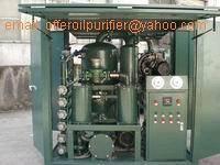 Sell Vacuum Transformer Oil Filtration Plant
