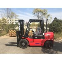 3oookg Capacity Diesel Forklift Truck Automatic Transmission 3m Lifting Height