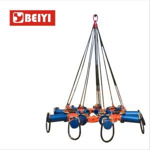 China Round concrete pile breaker cutter, hydraulic pile head cutter breaker on sale