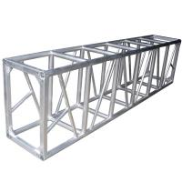 Wholesale Square Bolt Aluminum Box Truss Speaker Hangers 520x760 mm Simple Installation from china suppliers