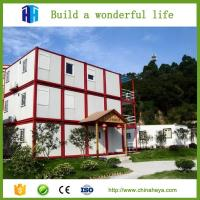 2017 New designing storey flat standard apartment or reside cabins with high quality