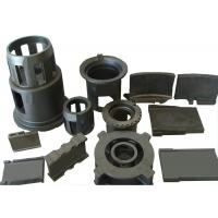 Wholesale Wearable Casting Spare Sand Blaster Parts / Sandblasting Small Parts from china suppliers
