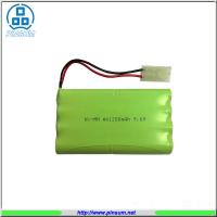 Wholesale Ni-MH AA1200X8 9.6V Rechargeable battery from china suppliers