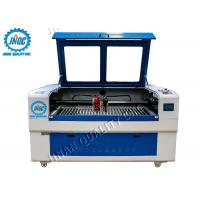 China Mixed Co2 Laser Cutter And Engraver Easy Operate With Double Laser Heads on sale