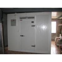 China Flame Resistant Cold Storage Room , Walk In Freezer And Chiller For Restaurants on sale