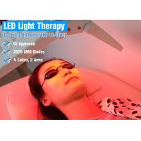 China 2520 diode Four Color LED Light Therapy Professional Equipment For Spider Veins / Red Spots for sale