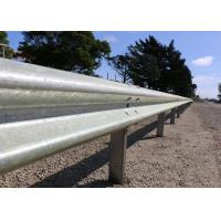 Wholesale High Intensity Metal Highway Barriers , Cattle Guard Rail Various Sizes / Colors from china suppliers