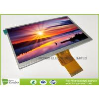 "Quality 7.0"" RGB Interface Lcd Display 800 X 480 , Wide View High Brightness LCD Module for sale"