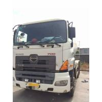 Best Used HINO (700) mixer truck (FM2PKU ,350hp) wholesale