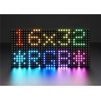 Wholesale P3 P4 P5 64 * 32 5G System Adjustable 3528 SMD Full Color LED Display Module Indoor Dot Matrix 32 * 16 from china suppliers