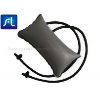 Wholesale Double Tubes Gray PVC Bladder , Sphygmomanometer Bladder With Valves / Knee from china suppliers