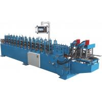 Pneumatic Feeder Metal Roller Shutter Forming Machine 13 Stations