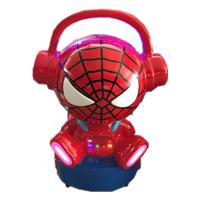 Wholesale Spider Man Supermarket Children'S Coin Operated Rides / Kids Ride On Cars from china suppliers