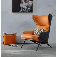 Wholesale Design Home living room chair highback leisure chair hotel reception lounge chair from china suppliers