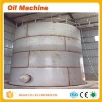 Wholesale ISO Approved High performance 50T/D cotton seeds oil solvent extraction plant from china suppliers