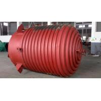 Best Q245R GT 2000L Half Pipe Jacketed Vessel with German wendel enamel wholesale