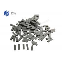 China Tungsten carbide tile Sheet for the TC radial bearing and stabilizer bit on sale