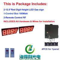 Buy cheap LED Display Sign for Gas Station from wholesalers