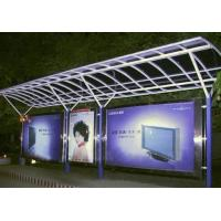 Wholesale bus shelter advertising lightbox from china suppliers