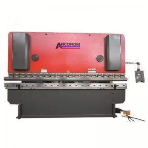 Wholesale CNC Hydraulic sheet bending machine of 80 Tonne 2500mm x 4mm/Hydraulic Brake Bending Machine from china suppliers