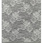 China ±150CM Width Lovely Nylon Bridal Lace Fabrics Women Garments Lace Trim Fabric for sale