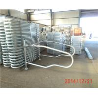 China Anticorrosive Cow Stall Dividers Panels Cubicle For Dairy Farm Equipment for sale