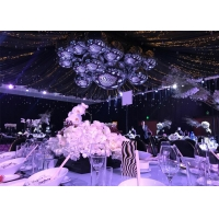 Wholesale Wedding Party Decoration Double Layer Inflatable Mirror Ball from china suppliers