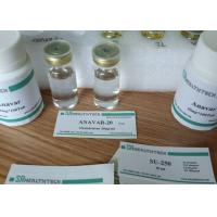 China Tamoxifen Nolvadex Oral Anabolic Steroids Anti Estrogen ISO 9001 Approved for sale