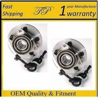 Wholesale Front Wheel Hub Bearing Assembly for Ford RANGER (4X4 ABS) 2003-2009 (PAIR) from china suppliers