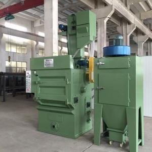 Wholesale Rubber Belt Crawler Shot Blast Machine High Impeller Blasting Volume from china suppliers