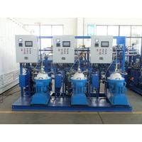 Wholesale Automatic Lube Oil / Heavy Fuel Oil Separator , Centrifugal Oil Separator from china suppliers