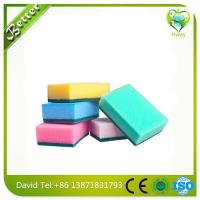 Wholesale well-done sponge scourer,sponge scouring pad,sponge scourer/Good quality sponge scoure from china suppliers
