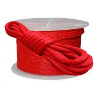 Wholesale 4mm-16mm nylon solid diamond double braided rope code line from china suppliers