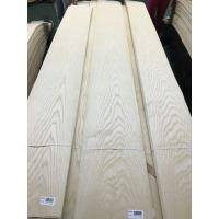 Wholesale Crown White ASH Natural Wood Veneer from china suppliers