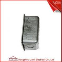 China Outdoor Rectangular Electrical Outlet Box Covers Weatherproof with UL Listed on sale