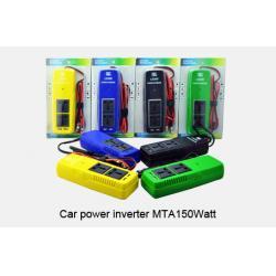 China 150W car inverter Power Converter USB DC 12V to AC 220V Power Inverter Adapter for sale
