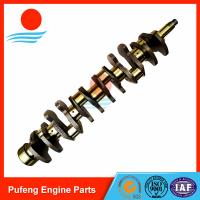 Wholesale China crankshaft suppliers for NISSAN PD6 Crankshaft 12200-96001 from china suppliers