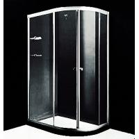 Wholesale Versatile 1000 X 1000 Quadrant Shower Enclosures 4mm - 6mm Frosted Glass Material from china suppliers