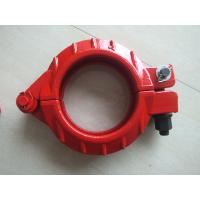Wholesale Durable Forged concrete pump pipe clamp coupling made in China from china suppliers