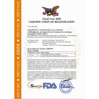 LINK-PP INT'L TECHNOLOGY CO., LIMITED Certifications