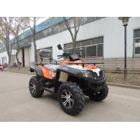 Wholesale Electric Start Utility Four Wheeler / 4 Stroke 400cc Quad Bike With Balance Shaft from china suppliers