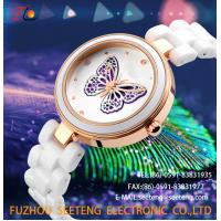 Wholesale WHOLESALE CERAMIC STRAP ALLOY CASE QUARTZ WATCHES LADIES WATCH from china suppliers