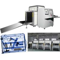 Wholesale Tunnel Metal Detector X Ray Luggage Inspection Equipment With Conveyor Belt from china suppliers