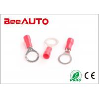 Wholesale Circular Ferrule Quick Connect Electrical Connectors , 0.5 - 1.5mm2  Crimp Ring Terminal from china suppliers